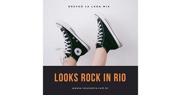 Looks para o Rock In Rio 2019